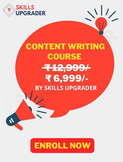 Content Writing Master Course