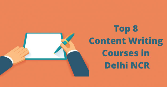 Top 8 Content Writing Courses in Delhi NCR