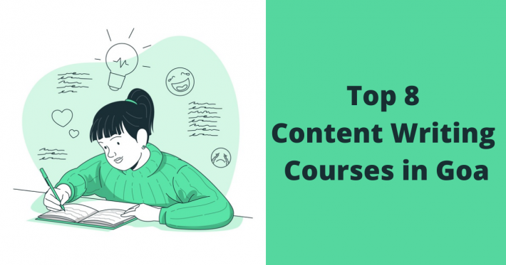 Top 8 Content Writing Courses in Goa