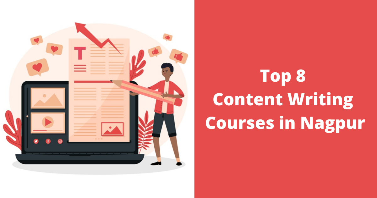 Top 8 Content Writing Courses in Nagpur