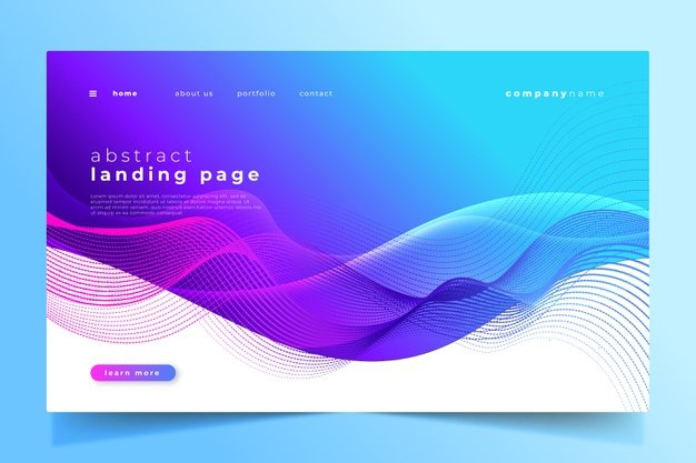 Landing Page Components