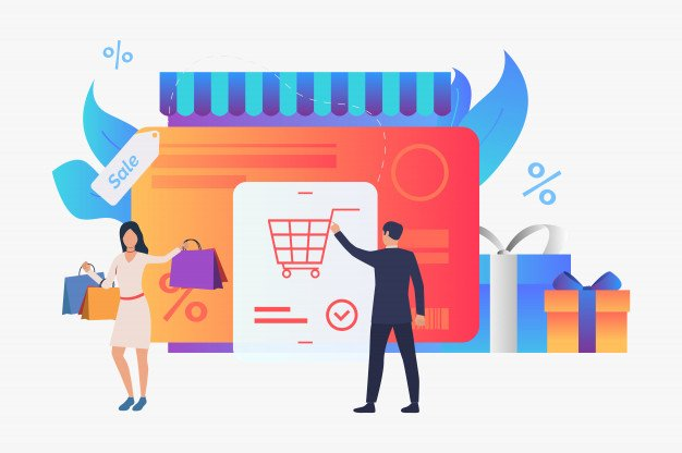 What is an e-commerce site