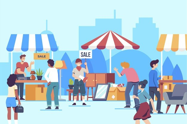 The concept of selling