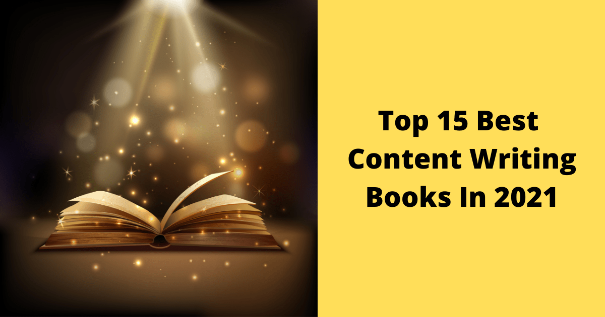 Top 15 Best Content Writing Books In 2021